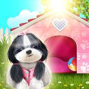 我的宠物屋装修游戏: 动物房屋设计