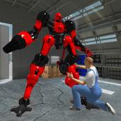 真实的机器人机械模拟器