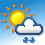天氣預報-14天預報 & 衛星地圖
