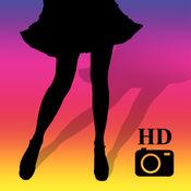 美脚的照片编辑HD