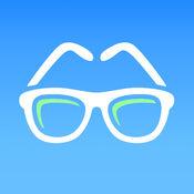 眼镜LOGO