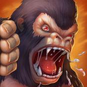 大猩猩愤怒3D---毁灭城市