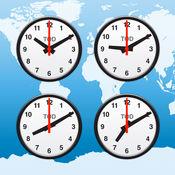 世界时钟 (News Clocks)LOGO
