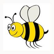 蜜蜂声LOGO