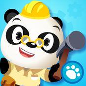 熊猫博士小巧匠LOGO