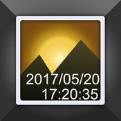 时间相册 - 在老照片及视频上添加时间水印