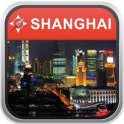 离线地图 上海,中国LOGO