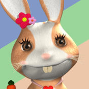 说话兔子LOGO