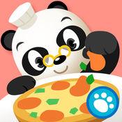 Dr. Panda 欢乐餐厅LOGO