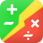 算术争霸 - 亲子数学游戏 24点对战LOGO