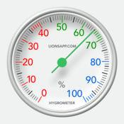 温湿度计 - 检查湿度
