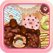 甜甜圈爱消除