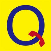 Q免费国际电话LOGO