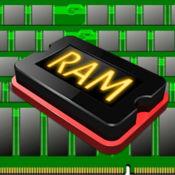 "RAM的状态(""随机存取存储器""状态的设备)."