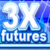 3X 股票指數期貨報價 3X86