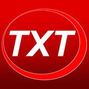 TXT阅读器-小说,文档,书库管理LOGO
