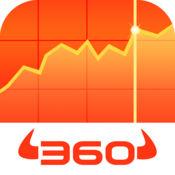 360股票LOGO