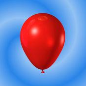 吹气球王LOGO