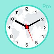 世界时钟专业版-两地时,全球时区换算查询,世界时间尽在掌控