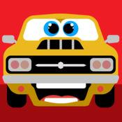 交通工具拼图游戏高阶版本LOGO
