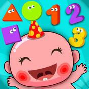 宝宝爱学习-认字母学数字认识颜色游戏大全