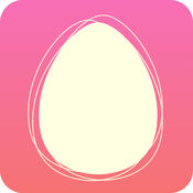 排卵基础体温周期跟踪预测:Eggy