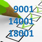 审计 ISO 和 OHSAS Easy Audtis