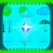 天气预测速,地图LOGO