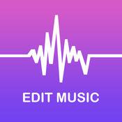 音乐剪辑 - 铃声制作,音频合并&倒放软件LOGO