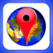 世界地图 -中国的
