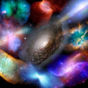 天体 - 星系 星云 超新星 & 行星