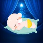 哄睡神器 - 白噪音使您的宝宝快速入眠LOGO