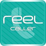 Reel Caller:搜索来电显示电话号码LOGO