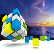 3D物体增强现实LOGO