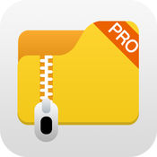 Unzip专业版 – 专业压缩,解压缩文件管理工具LOGO