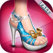 靓鞋美少女游戏: 换装造型游戏