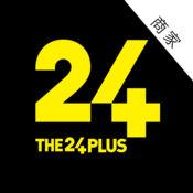 THE24PLUS商家版LOGO