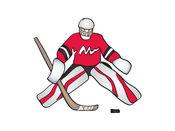 曲棍球贴纸 - Hockey Stickers