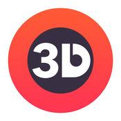 3D环绕音乐-双声道立体声环绕音乐给你不一样的听觉享受LOGO