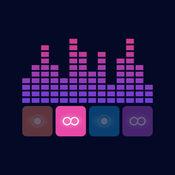 电音垫 (superpads) - 电子音乐的魔力混音器LOGO
