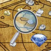 Digger' Map: 自然资源和矿产