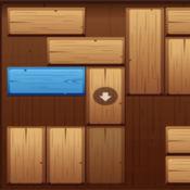 华容道3D版——方块大逃脱LOGO