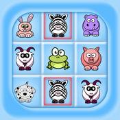 动物连连看 - 60秒限时连线消除小游戏