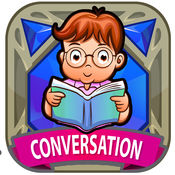 对话初学者 - 每日英语学习LOGO
