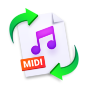 MIDI转换器 - 轻松转换格式LOGO