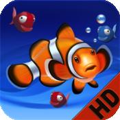 水族馆HD+: 海洋屏保LOGO
