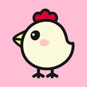 快乐小鸡LOGO