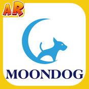 月亮狗玩具LOGO