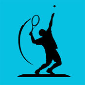 大师网球LOGO