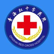 青海红十字医院LOGO